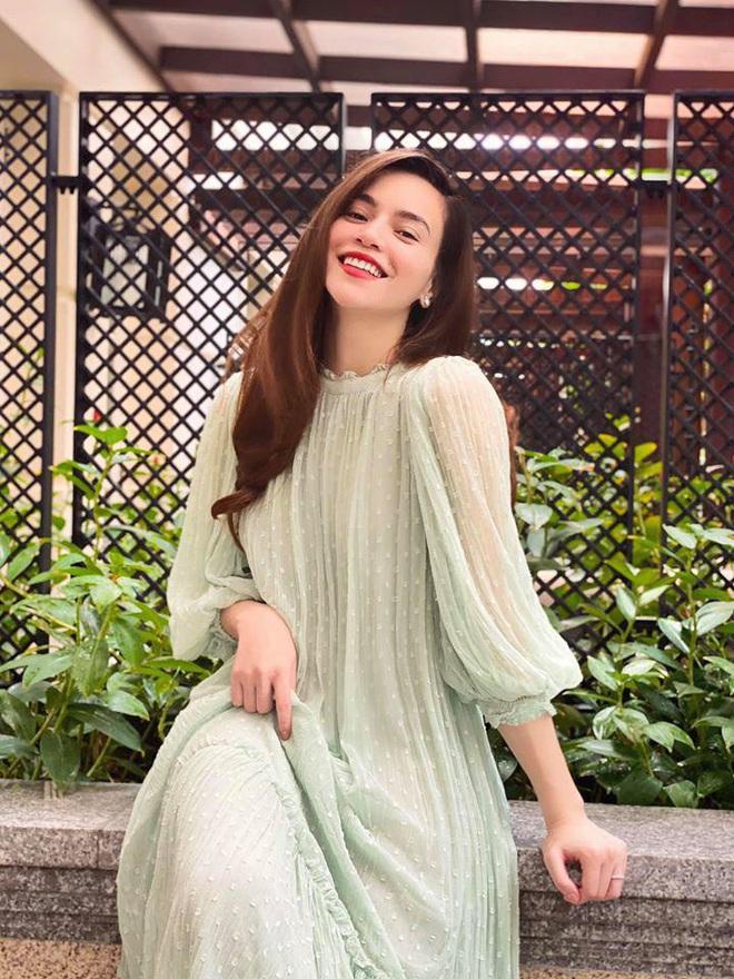 Đọ sắc 4 bà bầu đang mang song thai của showbiz Việt - ảnh 8