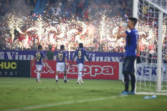 KẾT THÚC Hà Nội FC 3-0 HAGL: Người cũ Rimario tỏa sáng, vùi dập Tuấn Anh và đồng đội - Ảnh 10.