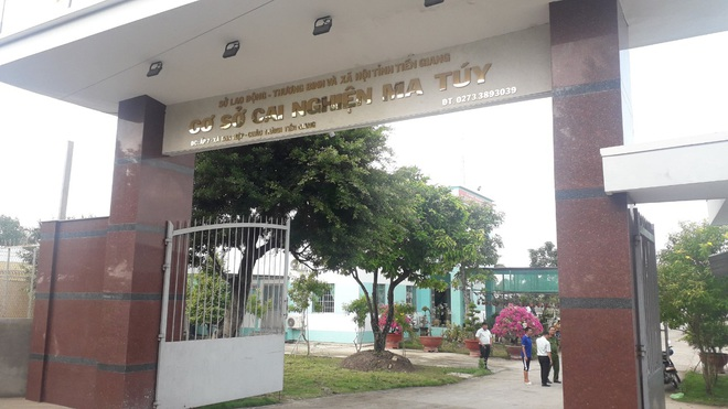 Hàng trăm học viên Cơ sở Cai nghiện ma túy tỉnh Tiền Giang hỗn chiến: 12 người bị thương - Ảnh 1.