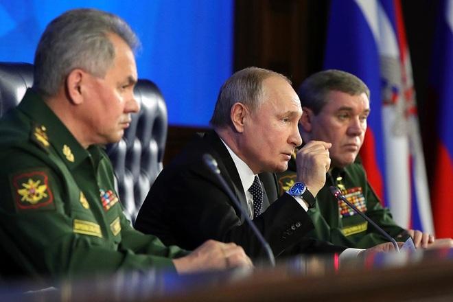 TT Putin ra mệnh lệnh thép: Rắn và cực ngắn, khiến những cái đầu nóng toát mồ hôi lạnh! - Ảnh 5.