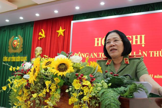 Chân dung 6 nữ tướng của Công an nhân dân Việt Nam - Ảnh 1.