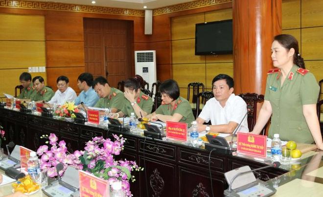 Chân dung 6 nữ tướng của Công an nhân dân Việt Nam - Ảnh 3.