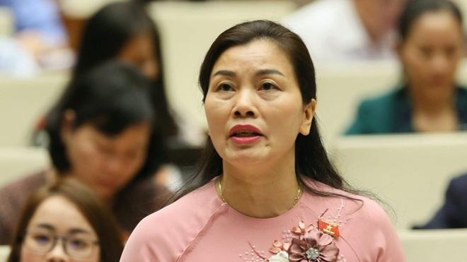 Chân dung 6 nữ tướng của Công an nhân dân Việt Nam - Ảnh 5.