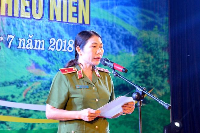 Chân dung 6 nữ tướng của Công an nhân dân Việt Nam - Ảnh 4.