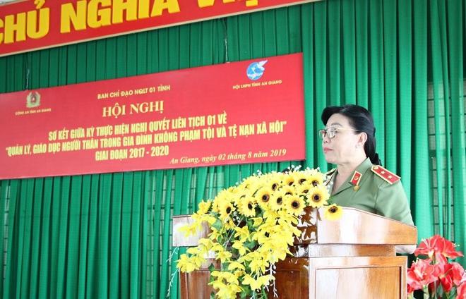 Chân dung 6 nữ tướng của Công an nhân dân Việt Nam - Ảnh 2.
