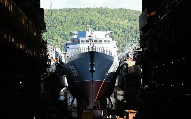Hạm đội Thái Bình Dương Nga sắp được bổ sung tàu chiến mới - ảnh 1