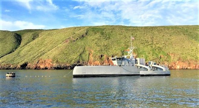 """Dự án """"đoàn tàu biển"""" không người lái đầy tham vọng của Mỹ - Ảnh 3."""