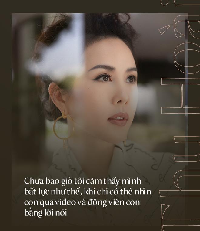 """Hoa hậu Thu Hoài: """"Đã có lúc, tôi chỉ có thể ngồi xem phim và để mất 4-5 tỷ đồng/ tháng"""" - Ảnh 4."""