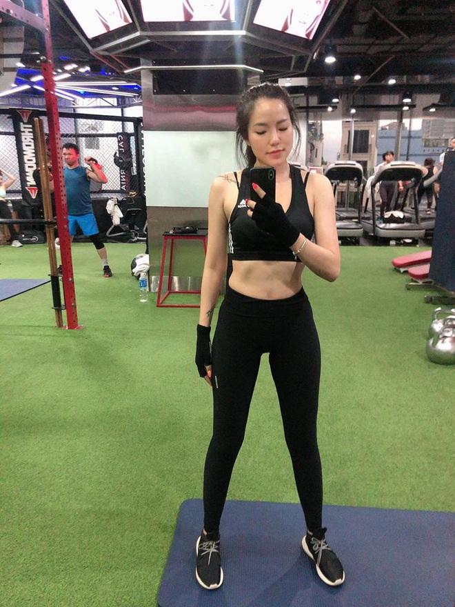 Lý Phương Châu tung loạt ảnh bikini nóng bỏng do bạn trai chụp - Ảnh 7.