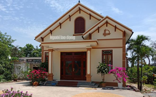 """Ngỡ ngàng ngắm những căn nhà của 12 """"hộ cận nghèo"""" ở Thanh Hóa"""