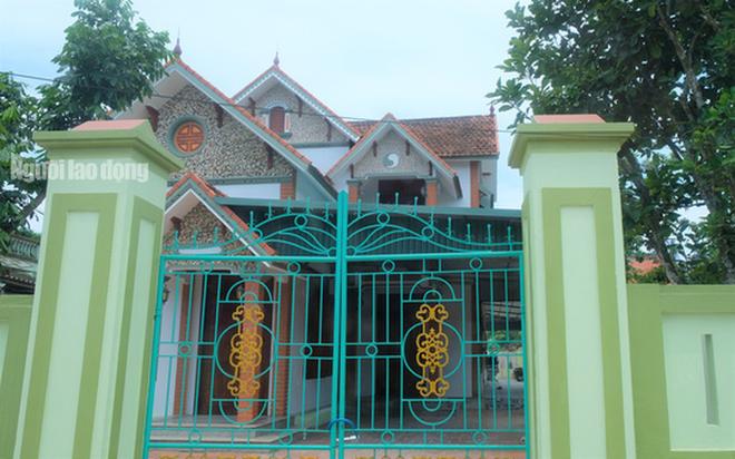 Ngỡ ngàng ngắm những căn nhà của 12 hộ cận nghèo ở Thanh Hóa - Ảnh 4.