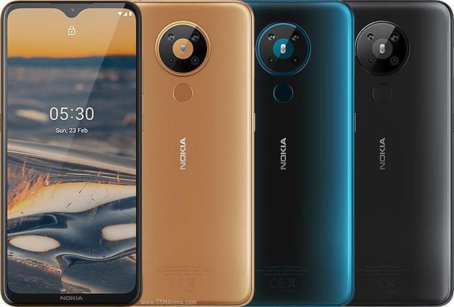 Điện thoại Nokia có nhiều tính năng công nghệ mới đầu tiên được tích hợp trên smartphone - Ảnh 1.