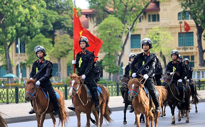 Chủ tịch Quốc hội Nguyễn Thị Kim Ngân nói về việc thành lâp Đoàn Cảnh sát cơ động kỵ binh