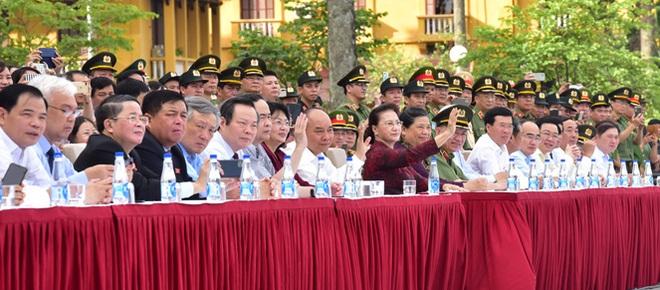 Chủ tịch Quốc hội Nguyễn Thị Kim Ngân nói về việc thành lâp Đoàn Cảnh sát cơ động kỵ binh - Ảnh 2.