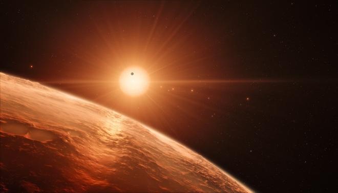 Phát hiện kinh ngạc nhất lịch sử thiên văn, giới khoa học dấy lên hy vọng về sự sống ngoài hành tinh - Ảnh 1.