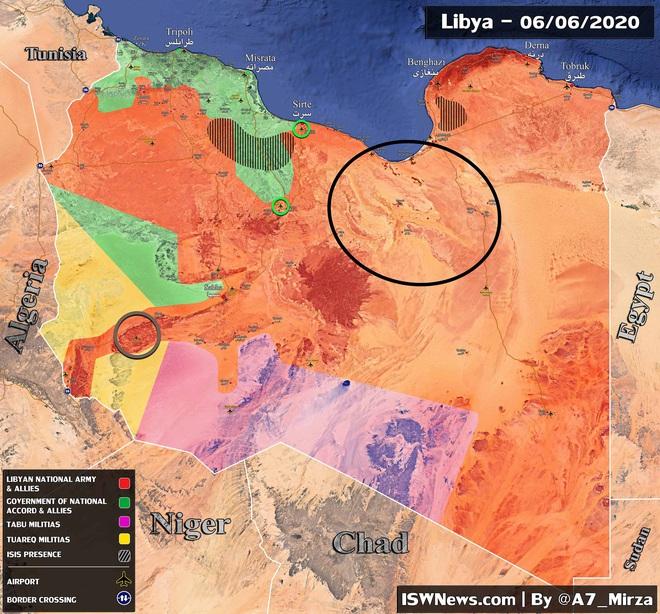 TT Putin ra đòn hiểm ở Syria - Dấu hiệu sắp có biến lớn - Ảnh 2.