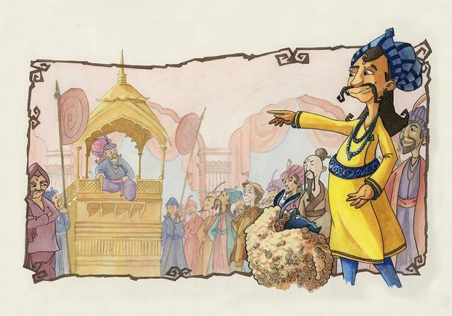 Làm khó Tể tướng với 3 câu hỏi hóc búa, vị đại thần phải câm nín trước câu trả lời xuất sắc - Ảnh 1.