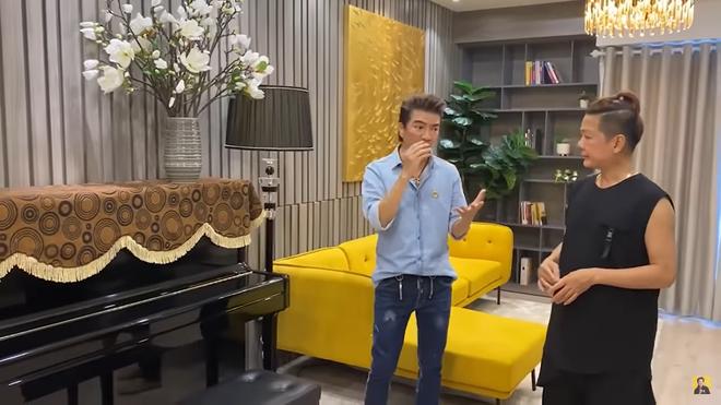 Vũ Hà hé lộ nhà mới sang trọng mà Mr Đàm vừa mua tại Nha Trang khiến khán giả trầm trồ - Ảnh 4.