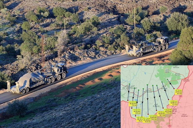 Ngấm ngầm bắt tay với Mỹ, Thổ tính ra đòn vào tử huyệt của QĐ Syria: Gấu Nga có để yên?  - Ảnh 4.