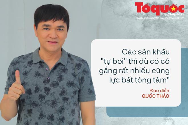 Đạo diễn Quốc Thảo: Mỗi lần nghe điện thoại của Hồng Vân, Thành Lộc ở Việt Nam sang là tôi sợ lắm - Ảnh 10.