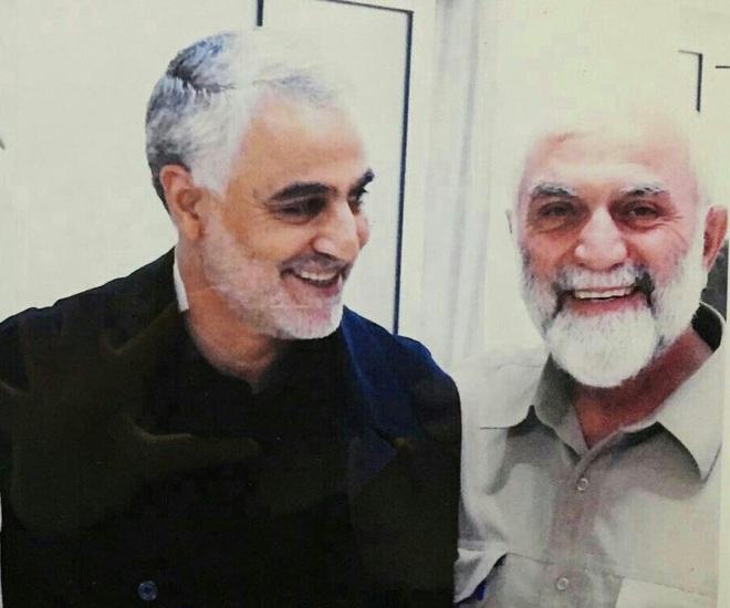 NÓNG: Iran quyết xử tử kẻ chỉ điểm giúp Mỹ ám sát Tướng Soleimani - Con rối của CIA và Mossad? - Ảnh 3.