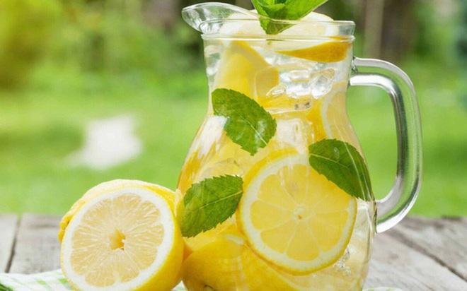 Những lợi ích tuyệt vời của nước chanh với sức khỏe - Ảnh 4.