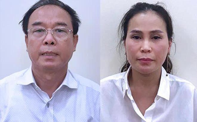 Truy nã Giám đốc Cty nhà trong vụ cựu Phó Chủ tịch UBND TPHCM Nguyễn Thành Tài