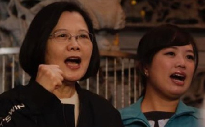 Lãnh đạo Đài Loan từ chối thống nhất theo 'mô hình Hong Kong'