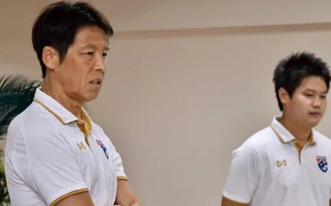 HLV Nishino chỉ ra 'tam tấu' của U23 Thái Lan