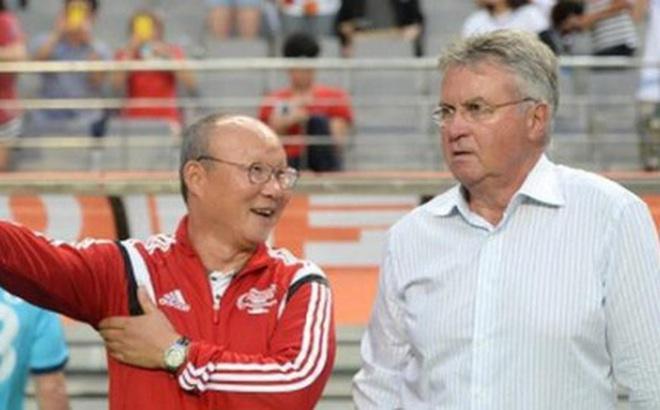 Cựu danh thủ Hàn Quốc: HLV Park Hang Seo kế thừa triết lý của Guus Hiddink