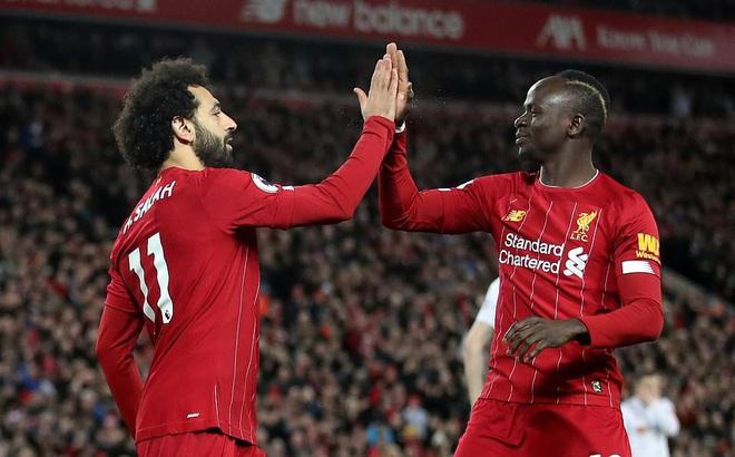 Thống kê 'vô đối' của Liverpool tại Ngoại hạng Anh