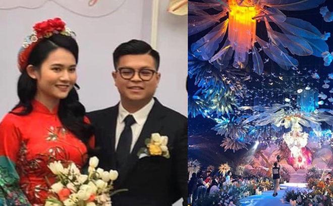 Lộ diện 2 nhân vật chính của siêu đám cưới Quảng Ninh, nhân viên nhà hàng tiết lộ chi phí tổ chức đám cưới lên đến 54 tỷ