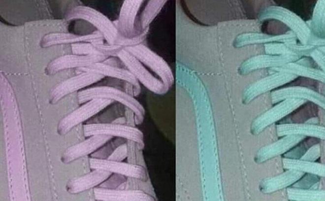 Team bỉm sữa cãi nhau ầm ĩ vì màu của chiếc giày thể thao, nhưng sự thật khiến ai cũng lăn đùng ngã ngửa