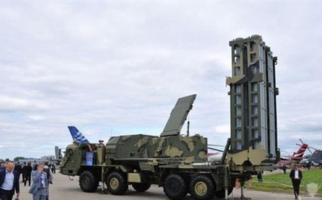 Hé lộ về khách hàng đầu tiên mua hệ thống phòng không S-350 của Nga