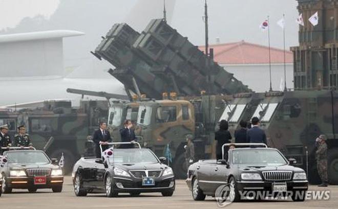Hàn Quốc bất ngờ đưa tên lửa Patriot vào giữa thủ đô Seoul