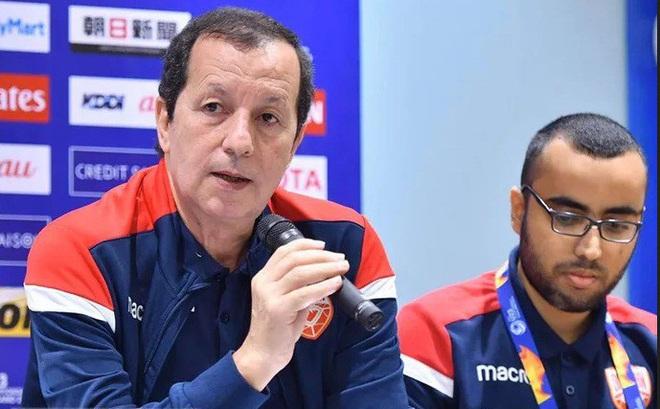 HLV U23 Bahrain: 'Thật may khi được đối đầu U23 Thái Lan'