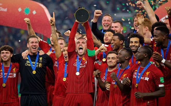 Liverpool càng giàu và mạnh sau hợp đồng tài trợ kỷ lục