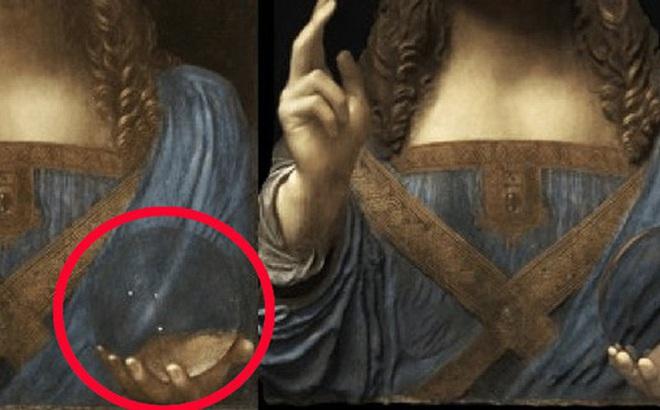 Bí ẩn từ một trong những bức tranh đắt tiền bậc nhất lịch sử của thiên tài Leonardo da Vinci cuối cùng đã có lời giải
