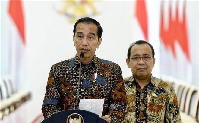 Tổng thống Widodo thăm quần đảo Natuna, nhấn mạnh chủ quyền của Indonesia