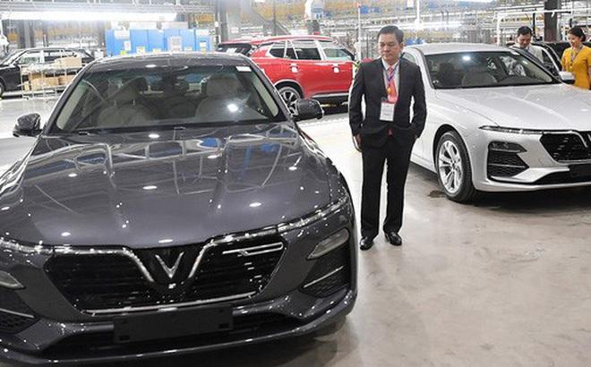 5 bước ngoặt lớn trên thị trường ô tô Việt Nam 2019