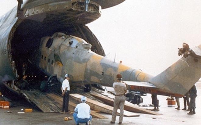 Giải mật chiến dịch đánh cắp trực thăng Mi-25