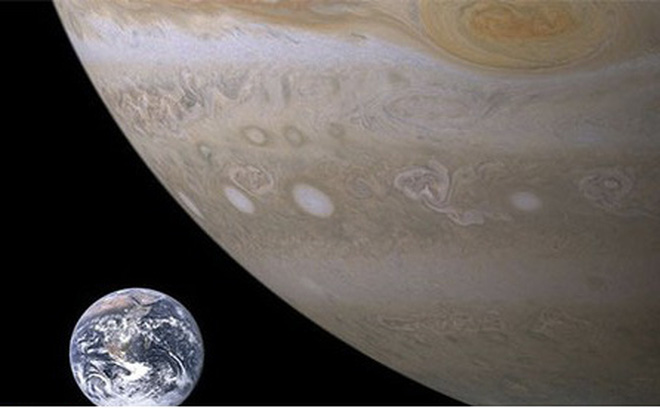 Những sự thật thú vị về hành tinh lớn nhất Hệ Mặt trời - sao Mộc