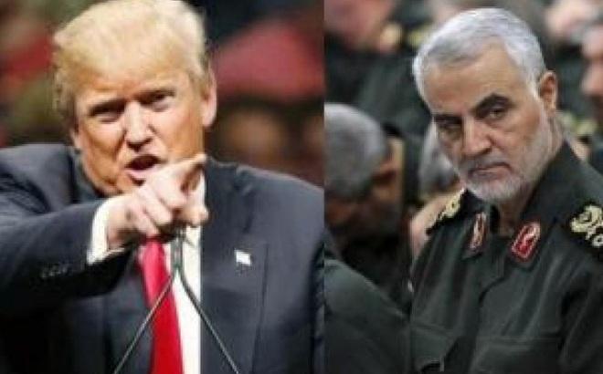 Trump hỏi cách giết tướng Iran từ năm 2017 nhưng trợ lý phớt lờ