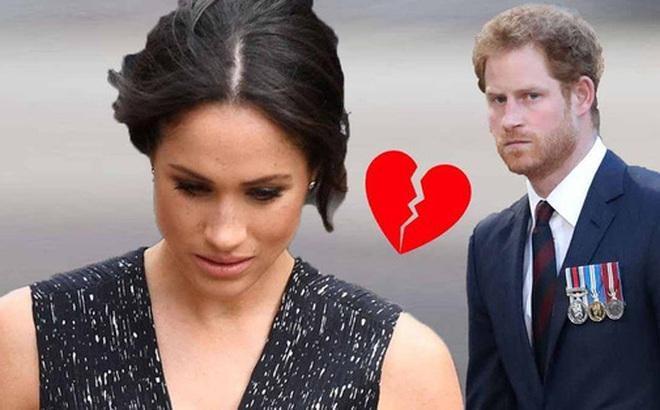 Vợ chồng Meghan Markle dính nghi án sắp ly hôn, đường ai nấy đi bởi biểu hiện bất thường của nàng dâu hoàng gia sau thông báo gây sốc