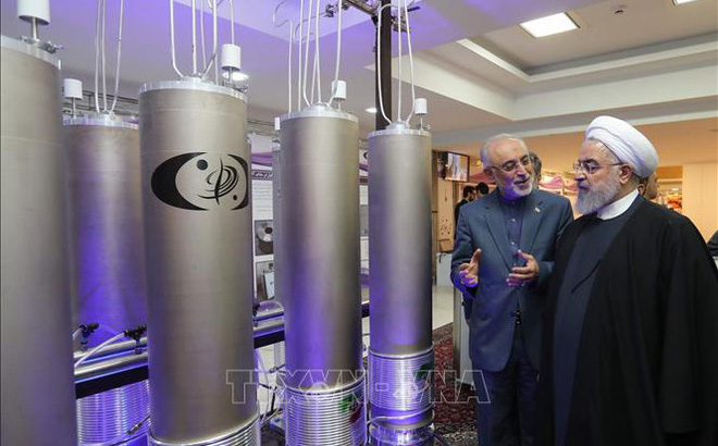 Tổng thống Hassan Rouhani: Iran đang làm giàu urani nhiều hơn