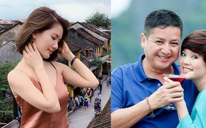 Con gái NSƯT Chí Trung đăng tải dòng trạng thái ẩn ý về vụ lùm xùm ly hôn giữa bố mẹ?