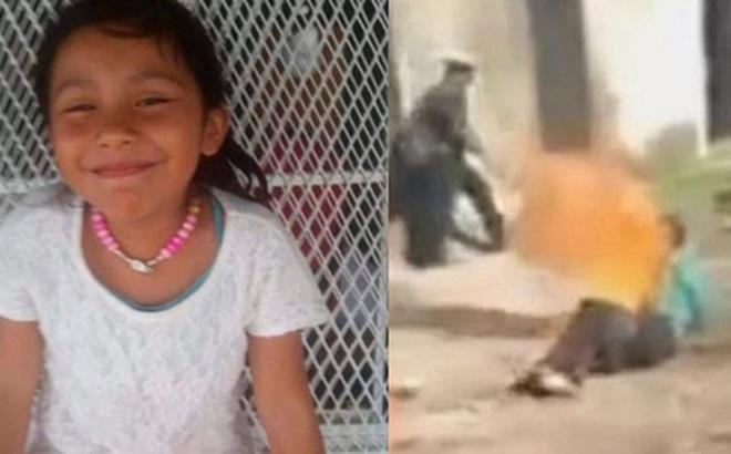 Cưỡng hiếp rồi giết chết bé gái 6 tuổi, nghi phạm độc ác bị dân làng tức giận đánh đập và thiêu sống