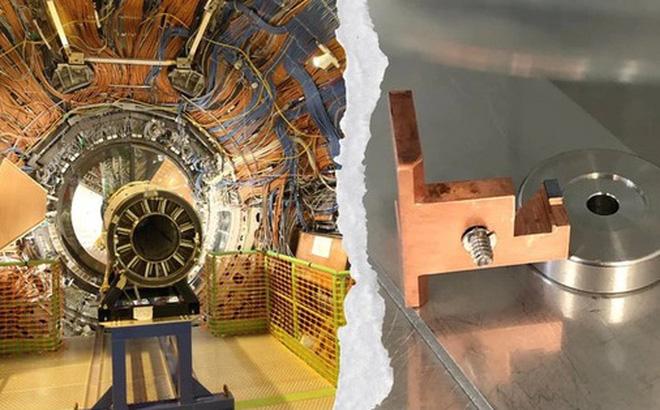 Các nhà khoa học chế tạo được máy gia tốc hạt tí hon: chỉ nhỏ bằng nửa sợi tóc, đặt vừa trên một con chip