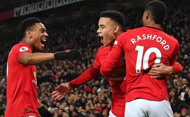 'Tam tấu' M.U ăn đứt 'tam tấu' Liverpool về ghi bàn