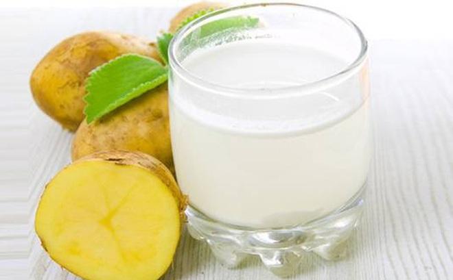 Bài thuốc trị bệnh đường tiêu hóa từ khoai tây